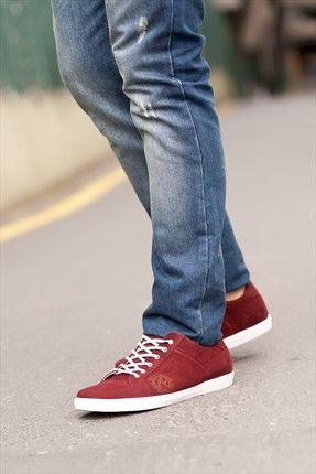Bordo Ayakkabı 5M1540370000011STD