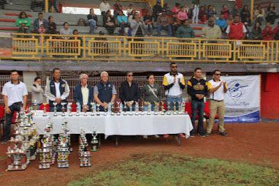 Inauguran la Liga Pequeña Ferrocarrilera ~ Ags Sports