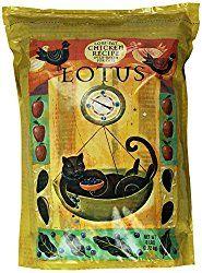 Lotus Senior Cat Food, 6 lb.