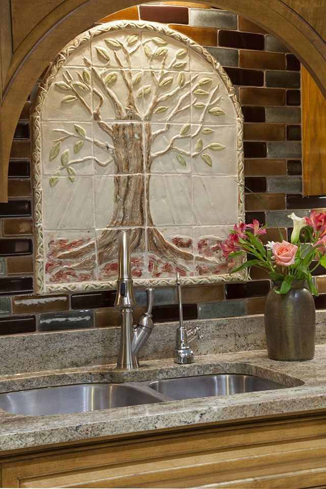 17 best images about tile medallion and mural designs on for Ceramic mural designs