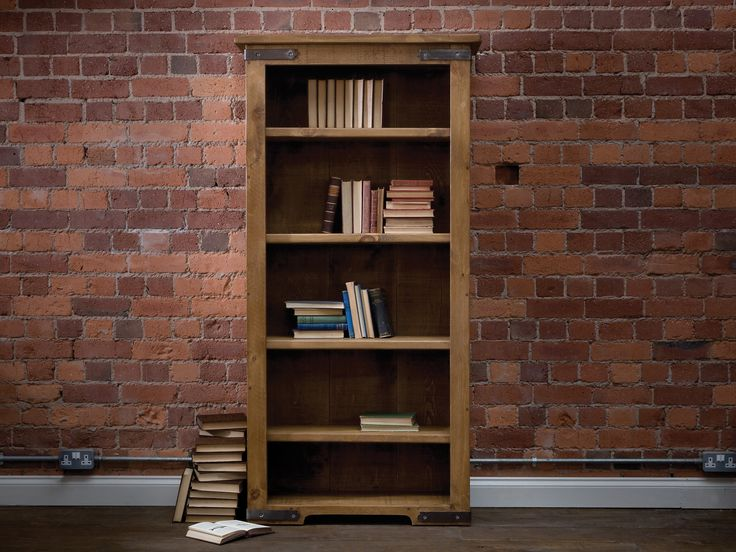 Gentil Single Plank Bookcase #indigocollections