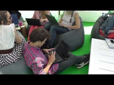 Uso de Internet móvil de los jóvenes españoles - Informe Tuenti movil - YouTube