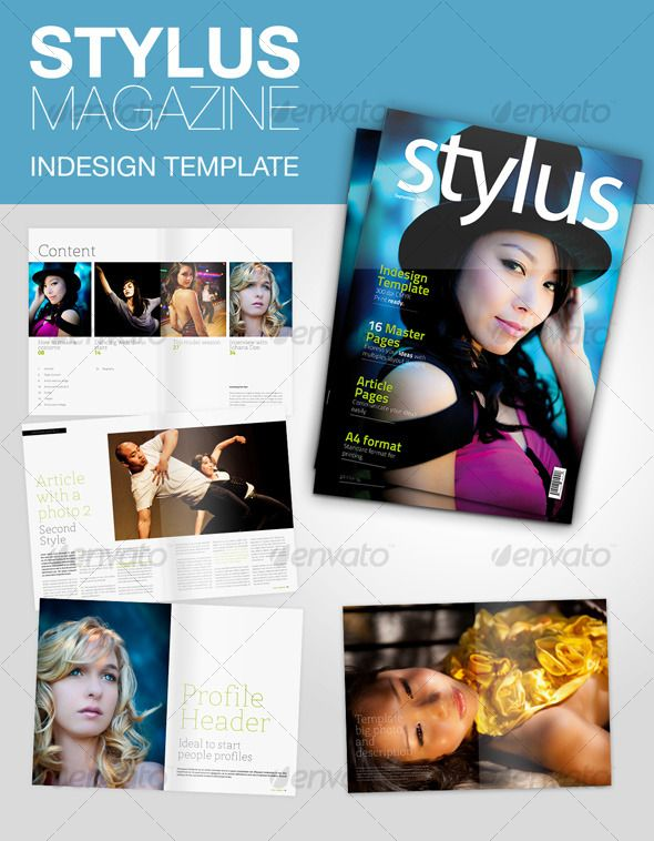 free magazine templates for word