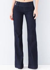 Pipers Extend Tab Trouser by Alloy. Available in plus sizes and inseams up to 37 inches. Tall ladies rejoice!