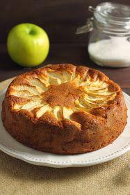 Torta di mele svedese