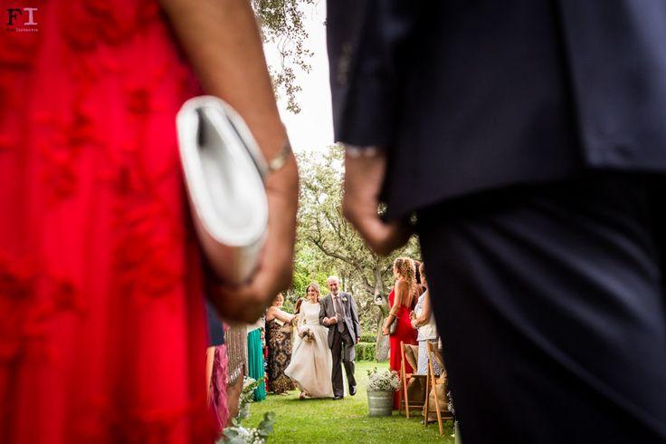 ceremonia civil en la finca de villanueva de la cañada