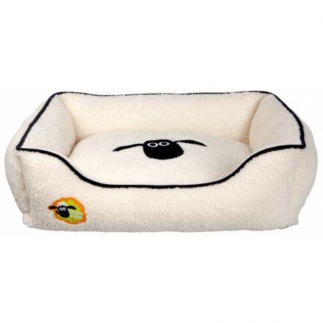 Corbeille pour Chien Trixie Lit rectangulaire Shaun le Mouton / http://www.animaux-market.com/corbeille-pour-chien-51