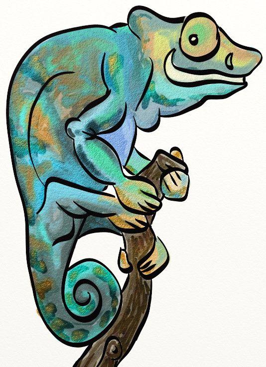 Chameleon - March 3, 2014