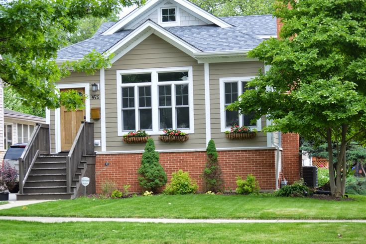 Image result for exterior house color with red brick - How to change the color of brick exterior ...