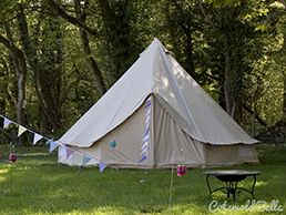 Home - Cotswold Bells - Luxury Tent Hire In The Cotswolds