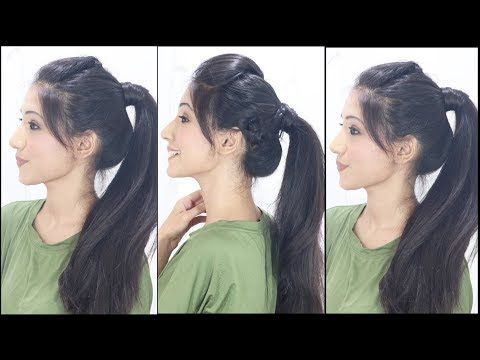 Hairstyle Girls Simple