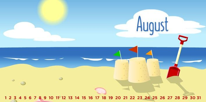 Special Days In August