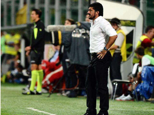 Gennaro Gattuso wants Manchester United job