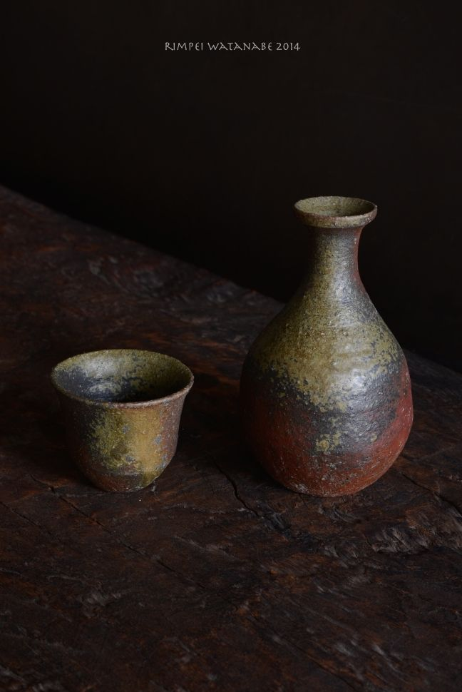 Japanese pottery exhibition