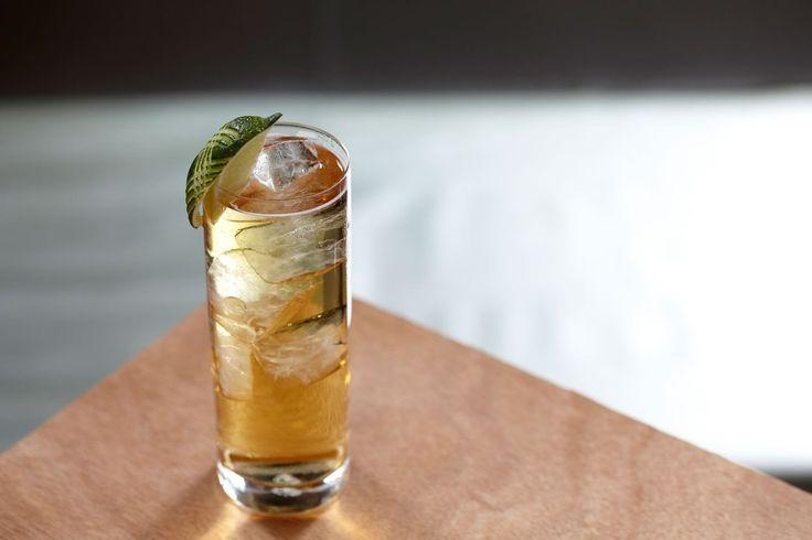 Captain Morgan Original Spiced Gold and Lemonade | Rum Drinks - The Bar