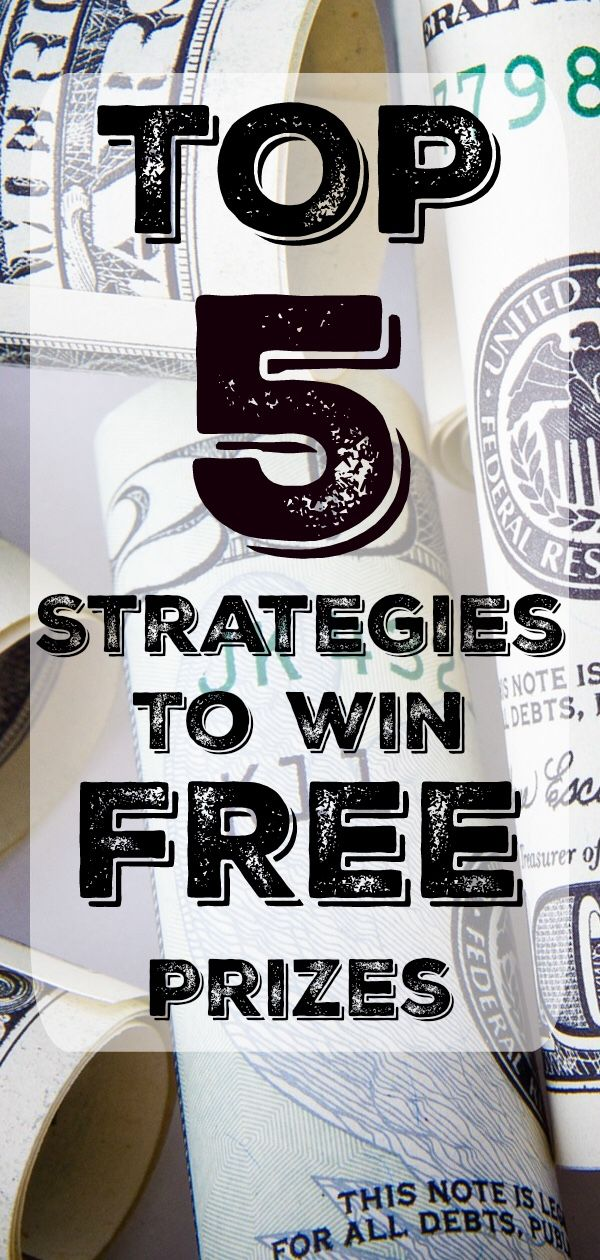 Top 5 Strategies to Win Free Prizes | Bloggers United | Group Board
