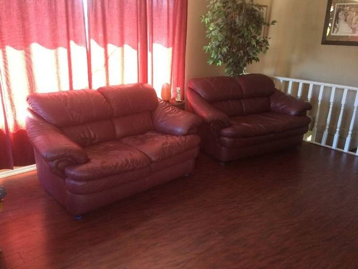 Leather Love seats - Castanet Classifieds