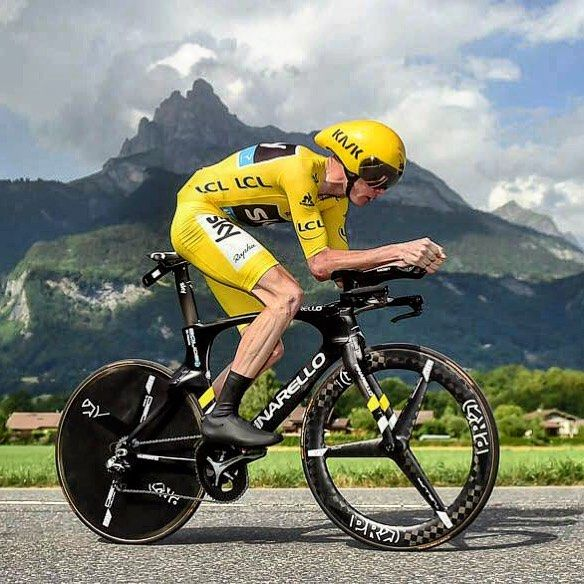 Chris Froome wins ITT stage 18 Tour de France 2016