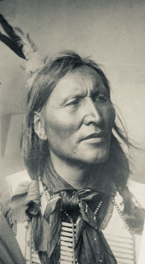 Such a strong face, nice. Sure would be great to know his tribe!