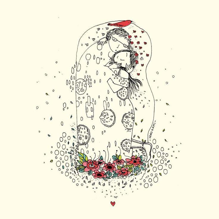 El Beso de Klimt ByVero Gatti
