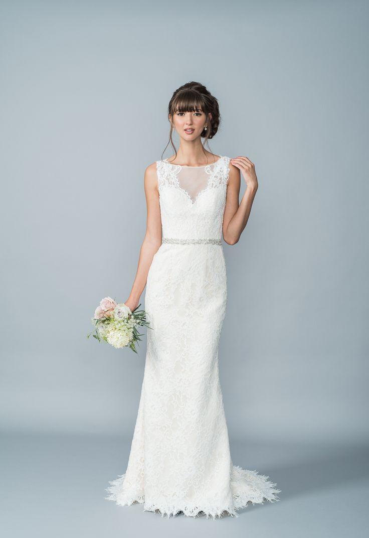 20 best Lis Simon images on Pinterest   Wedding frocks, Short ...
