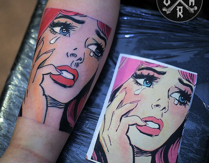 daily tattoo inspiration by rainbowgored