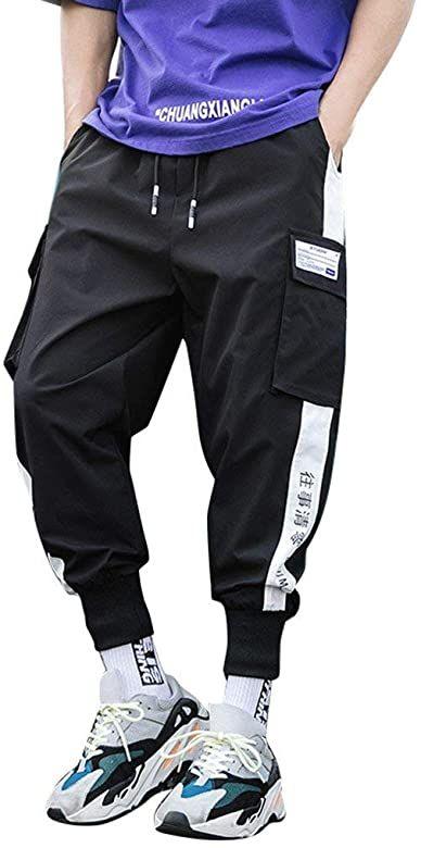Pantalones Hombre Pantalón Casual para Hombre Moda Casual ...