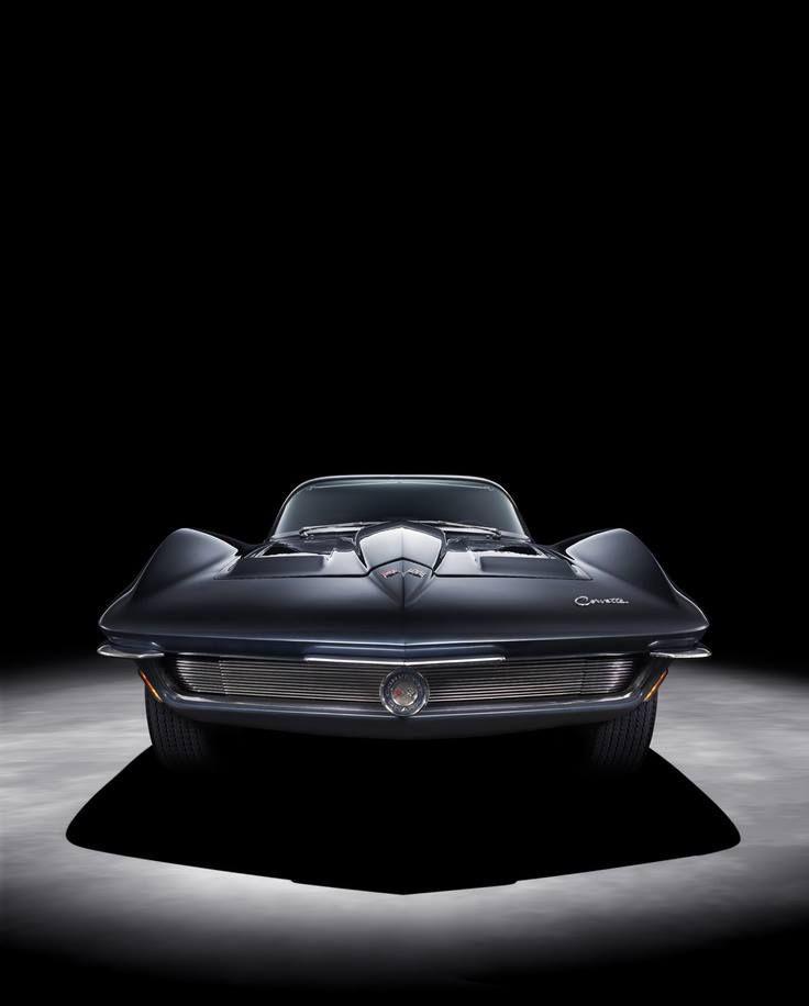 1961 Corvette...Star Trek!!!
