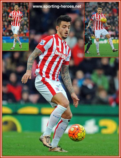 JOSELU - Stoke City FC - Premiership Appearances