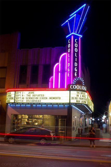 Coolidge Theater -  Brookline, Massachusetts