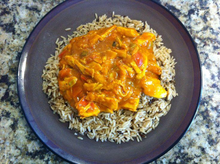 Mango Curry Chicken | Yummy | Pinterest