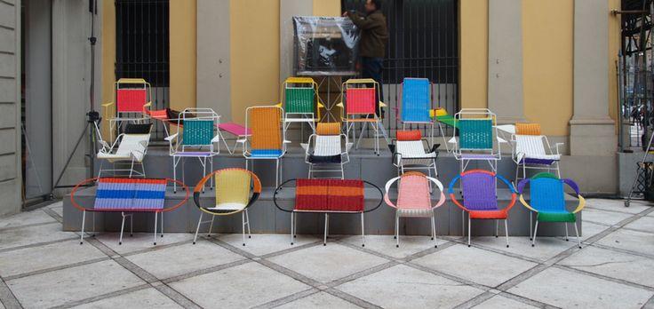 Marni chairs