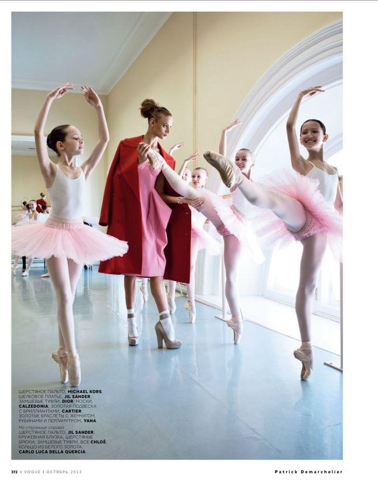 ++ Russian Vogue                                                                                                                                                                                 Mais