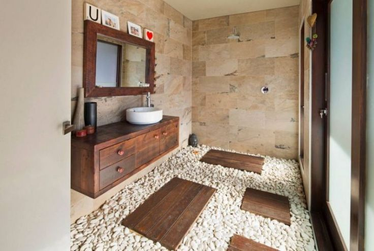 best 25 pebble floor ideas on pinterest pebble tiles. Black Bedroom Furniture Sets. Home Design Ideas
