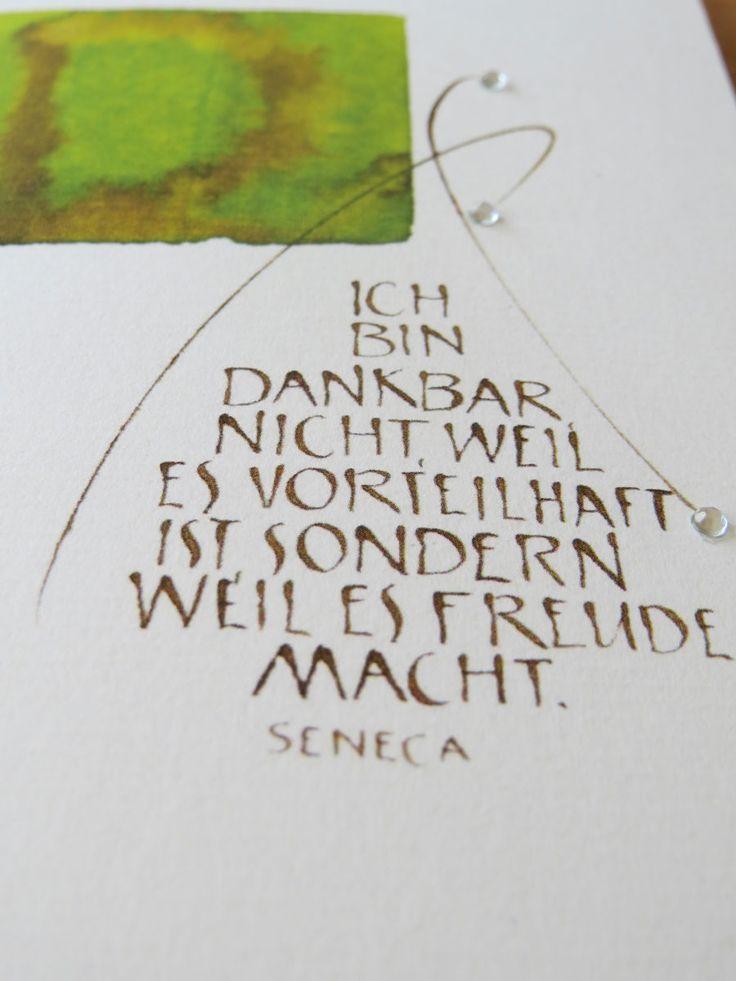 Kalligraphie und alles was sich beschriften lässt – An C