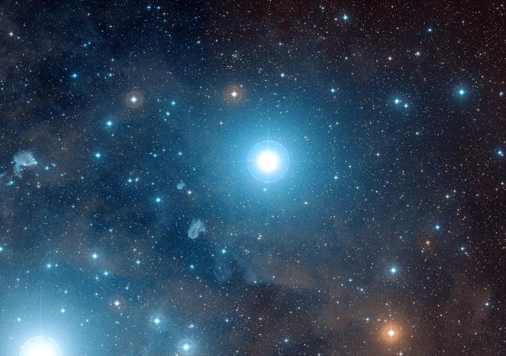 Stern des Tages: PPM 175888 im Sternbild Orion.  Strahlt 8300x heller als unsere Sonne und ist 920 Lj. von uns entfernt.    Quelle: www.sternpate.de