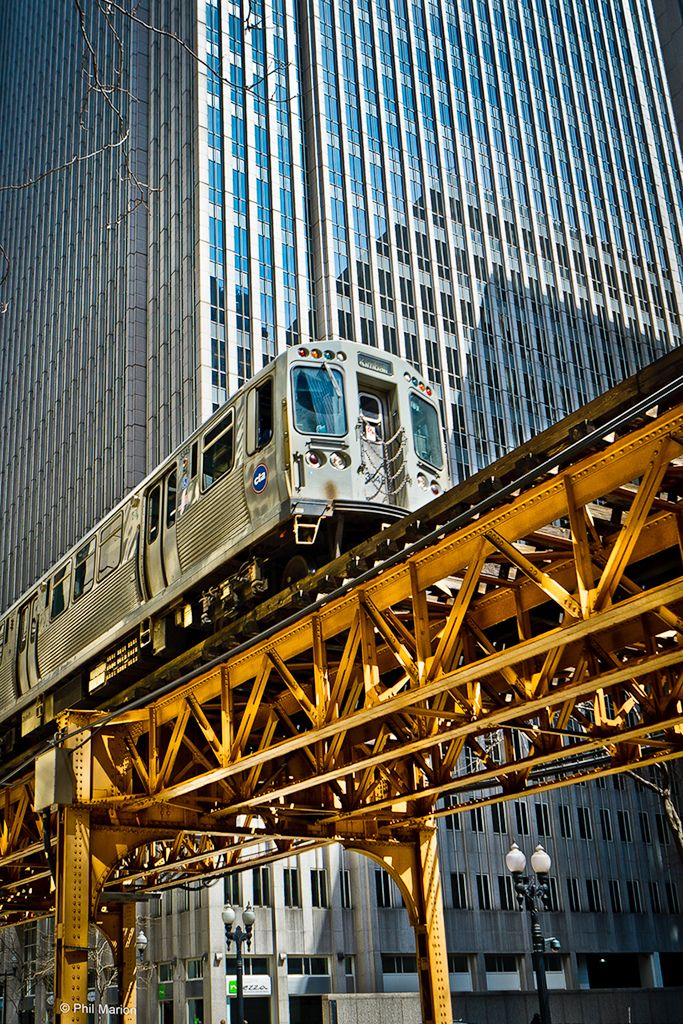 El Train - Chicago Loop