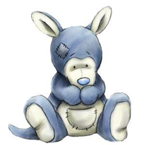 Mo... the caring Kangaroo who likes to play mum… she'll keep a loving eye on you!