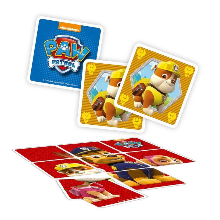 Speel een Memospel of leg een leuke puzzel met je favoriete Paw Patrol figuren! Met de leuke Shuffle aqua spellen kun je twee leuke spelletjes spelen in bad of onder de douche. Ook blijven de natte kaarten plakken op de rand van het bad of op de badkamertegels, dit is een leuke manier om een puzzel te maken of Memo te spelen. De set bevat 23 spelkaarten, 9 puzzelkaarten, 14 memokaarten en de spelregels. Afmeting: 6,5 x 6,5 cm Spelduur: 10 - 15 minuten Aantal spelers: 1 - 4 - Paw Patrol…