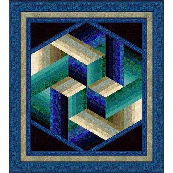 Fabergé Pattern @ JinnyBeyer.com