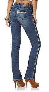 Jeans von Arizona mit Paspel in Blue Used in Gerade-Form Größe 34 (160575)  | eBay