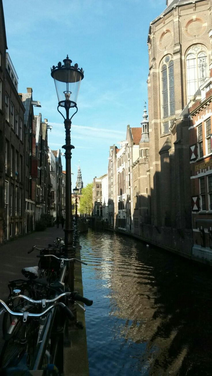 So many nice things to see in the Red Light District!