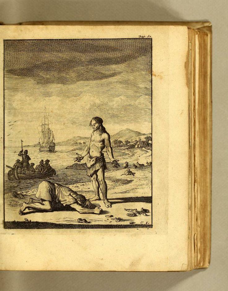 William: Dampier's Book   Illustration