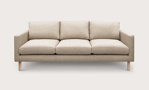 Smart Eddy 2.5 Seat Sofa by The Sofa Maker