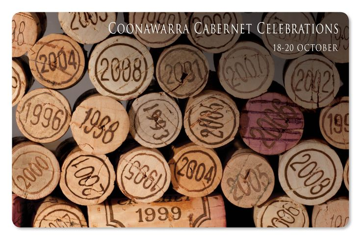 Coonawarra Cabernet Celebrations Postcard