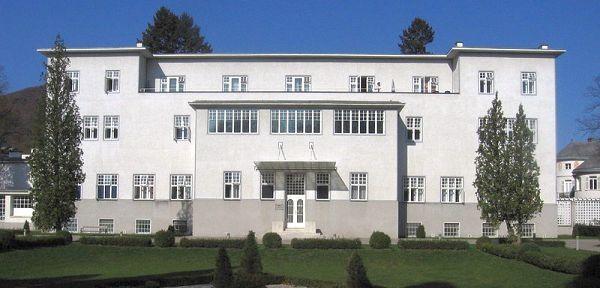 Sanatorium Purkersdorf 1906 Josef Hofmann