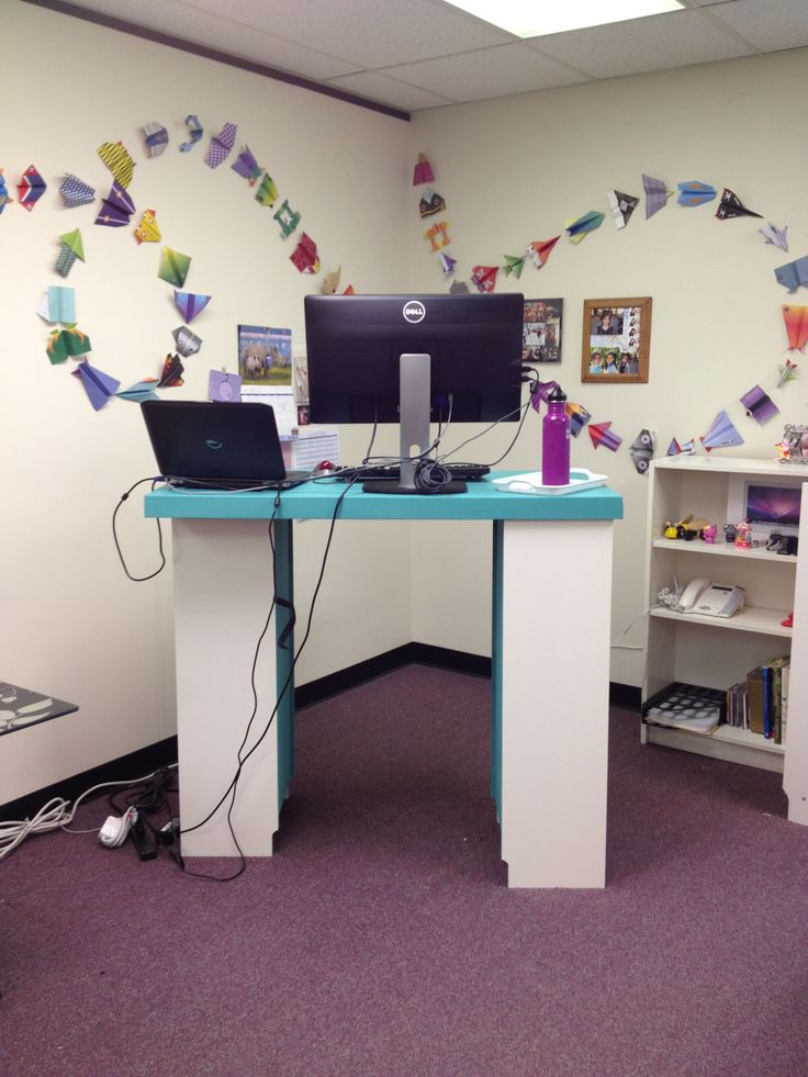 Classroom Workstation Ideas ~ An idea i ve been playing with too using bookshelves as