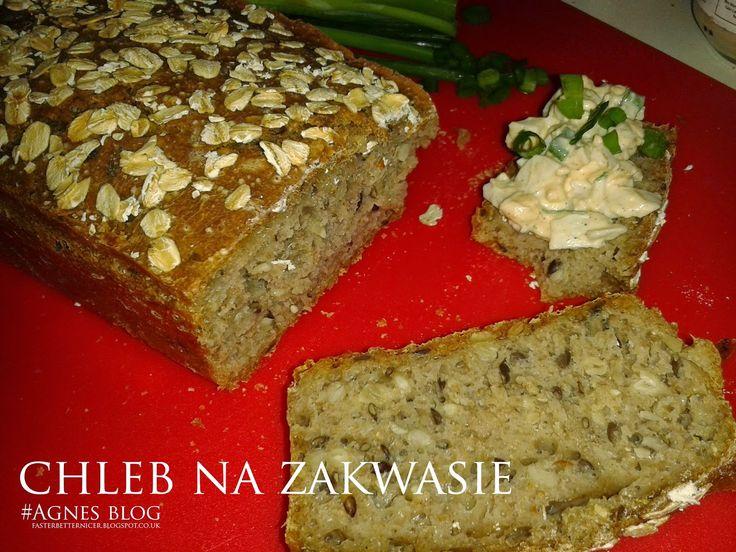 AgnesBlog: Najlepszy chleb na świecie!