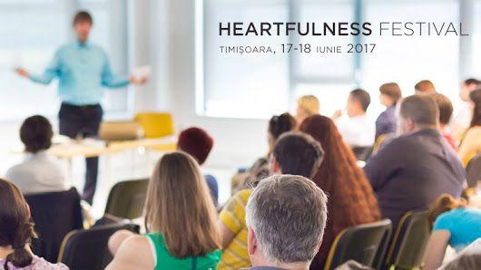 DUMINICĂ, 18 iunie 2017, de la ora 10:00 la Casa Adam Muller Guttenbrunn Deschiderea conferințelor; prezentare Heartfulness – ZIUA 2 dezvoltăm în următorii ani o serie de festivaluri în preajma Zilei Internaționale Yoga, 21 iunie Heartfulness festival | 17 - 18 iunie 2017 | Timișoara Mai multe detalii: http://festival.heartfulness.ro Poate că forța civilizatoare a comunității cum este cea din Timișoara, ar putea să servească drept model în viitor pentru un tip de societate deschisă și mai…