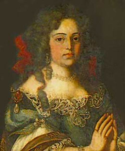 Maria Francisca of Savoy, Queen of Portugal